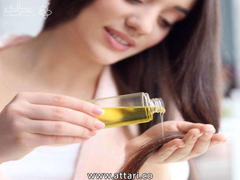 روغن طبیعی برای رشد مو