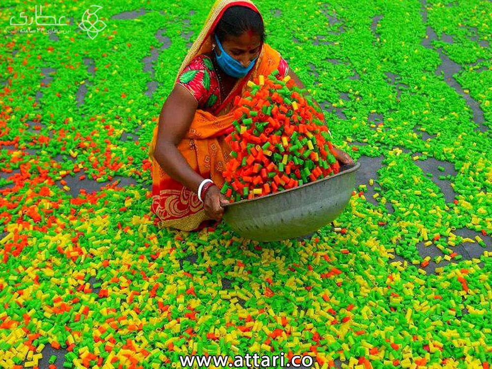 پفک هندی