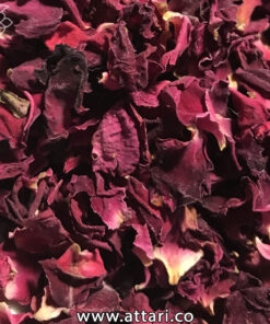 گل سرخ خشک