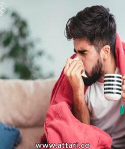 عرق معجون سرماخوردگی
